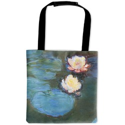 Water Lilies #2 Auto Back Seat Organizer Bag