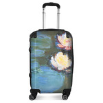 Water Lilies #2 Suitcase