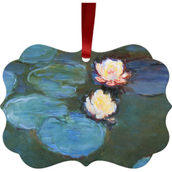 Water Lilies #2 Ornament