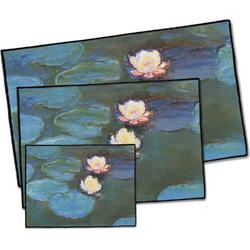 Water Lilies #2 Door Mat