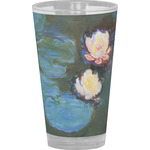 Water Lilies #2 Drinking / Pint Glass