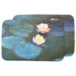Water Lilies #2 Dish Drying Mat