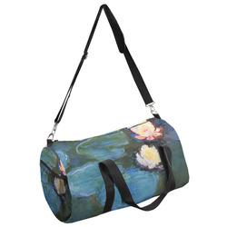 Water Lilies #2 Duffel Bag - Multiple Sizes
