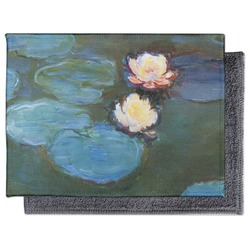 Water Lilies #2 Microfiber Screen Cleaner