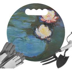 Water Lilies #2 Gardening Knee Cushion
