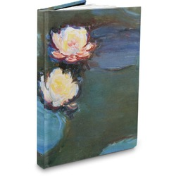 Water Lilies #2 Hardbound Journal