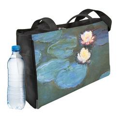 Water Lilies #2 Ladies Workout Bag