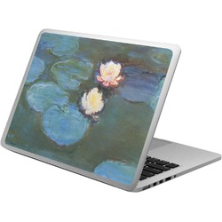 Water Lilies #2 Laptop Skin - Custom Sized