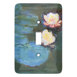 Water Lilies #2 Light Switch Covers