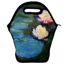 Water Lilies #2 Lunch Bag