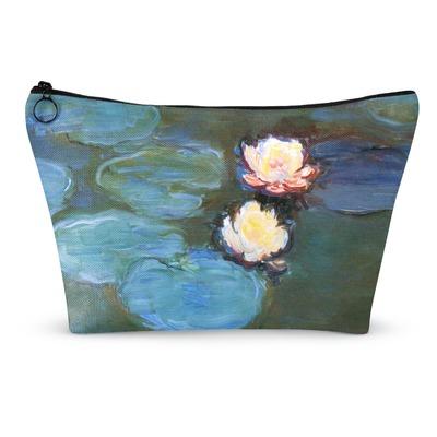 Water Lilies #2 Makeup Bags