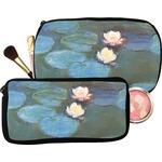 Water Lilies #2 Makeup / Cosmetic Bag