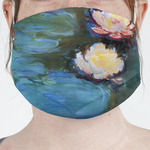 Water Lilies #2 Face Mask Cover