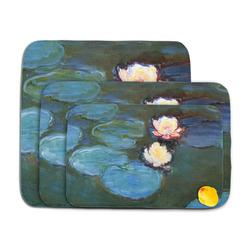 Water Lilies #2 Memory Foam Bath Mat