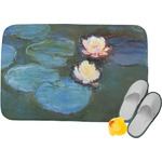 Water Lilies #2 Memory Foam Bath Mat
