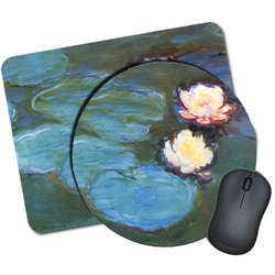 Water Lilies #2 Mouse Pads