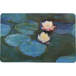 Water Lilies #2 Comfort Mat