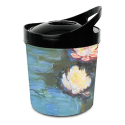 Water Lilies #2 Plastic Ice Bucket