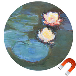 Water Lilies #2 Car Magnet