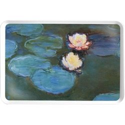 Water Lilies #2 Serving Tray