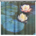 Water Lilies #2 Shower Curtain