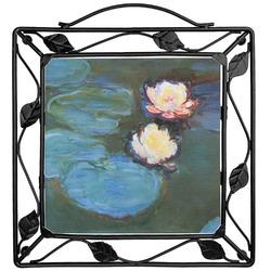 Water Lilies #2 Trivet