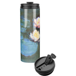 Water Lilies #2 Stainless Steel Travel Tumbler