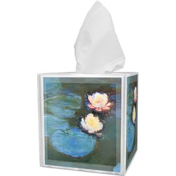 Water Lilies #2 Tissue Box Cover