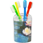 Water Lilies #2 Toothbrush Holder