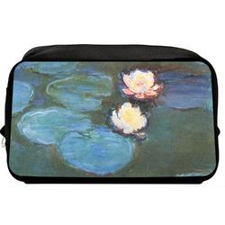 Water Lilies #2 Toiletry Bag / Dopp Kit