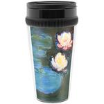 Water Lilies #2 Travel Mugs