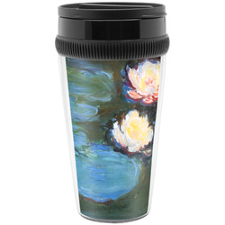 Water Lilies #2 Travel Mugs