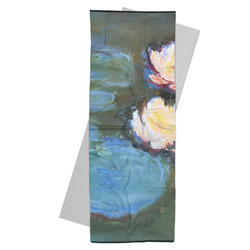 Water Lilies #2 Yoga Mat Towel