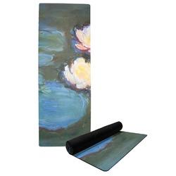Water Lilies #2 Yoga Mat