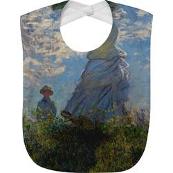 Promenade Woman by Claude Monet Baby Bib