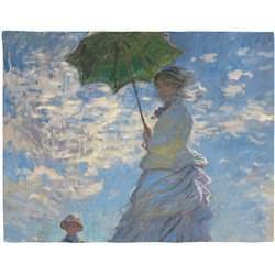 Promenade Woman by Claude Monet Placemat (Fabric)