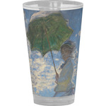 Promenade Woman by Claude Monet Drinking / Pint Glass