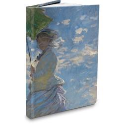 Promenade Woman by Claude Monet Hardbound Journal