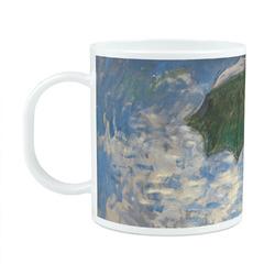 Promenade Woman by Claude Monet Plastic Kids Mug