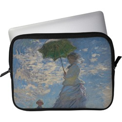 "Promenade Woman by Claude Monet Laptop Sleeve / Case - 13"""