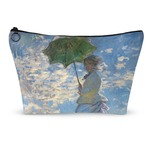 Promenade Woman by Claude Monet Makeup Bags