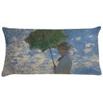 Promenade Woman by Claude Monet Pillow Case