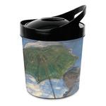 Promenade Woman by Claude Monet Plastic Ice Bucket