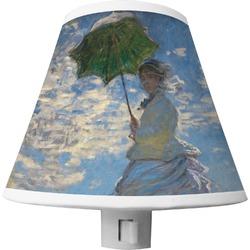 Promenade Woman by Claude Monet Shade Night Light