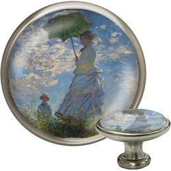 Promenade Woman by Claude Monet Cabinet Knobs