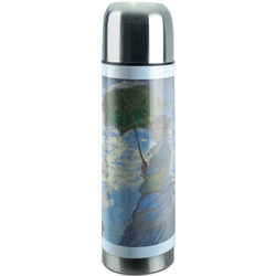 Promenade Woman by Claude Monet Stainless Steel Thermos
