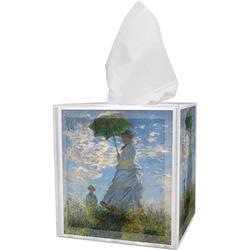 Promenade Woman by Claude Monet Tissue Box Cover