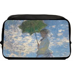Promenade Woman by Claude Monet Toiletry Bag / Dopp Kit