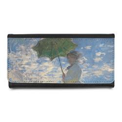 Promenade Woman by Claude Monet Leatherette Ladies Wallet
