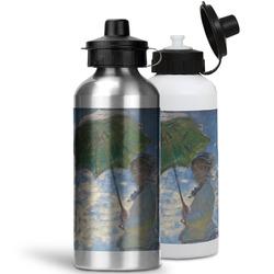 Promenade Woman by Claude Monet Water Bottles- Aluminum